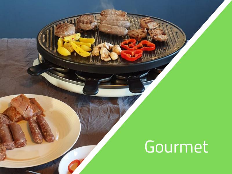 Rundvlees voor gourmet