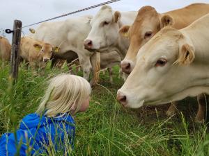 Boeren en tuinders pakken uit bij de Leentjeshoeve in Horssen